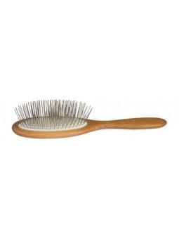 Brosse à cheveux métallique...